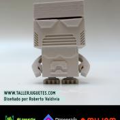 io robot de Roberto Valdivia
