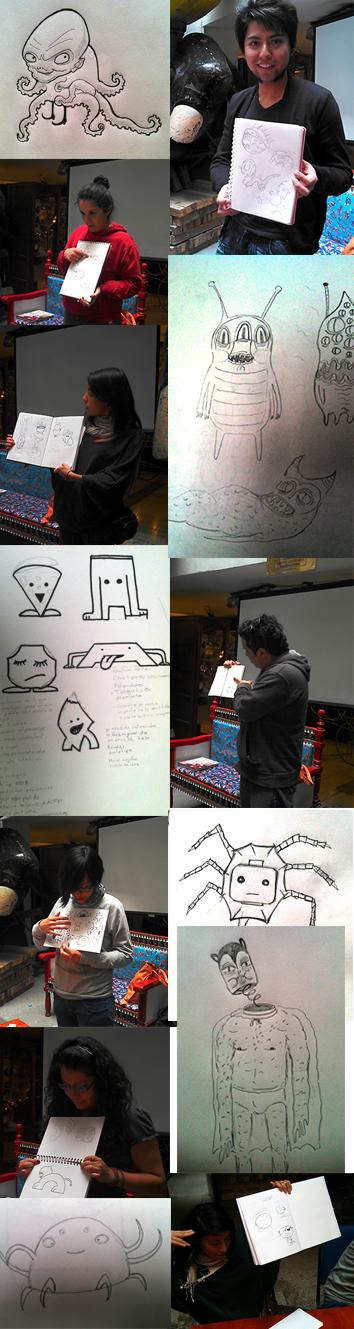 diseño de art toys en méxico