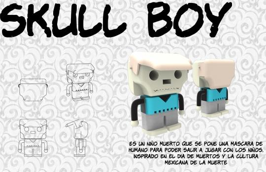 poster-skull-boy