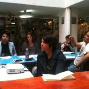 Nuestro taller en sus inicios, en el Museo del Juguete Antiguo