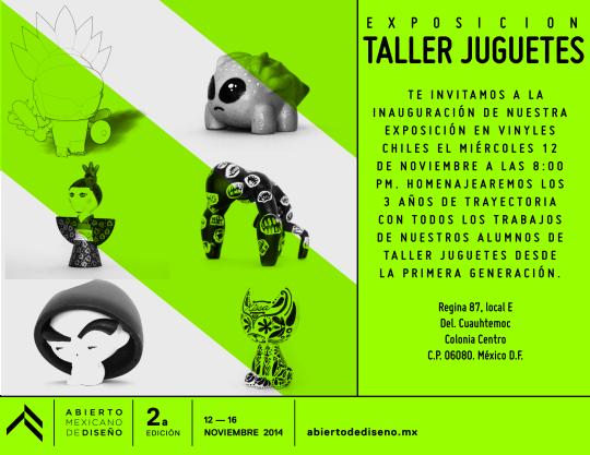 Expo Taller Art Toys